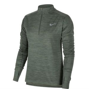 Nike Women's Pacer Long-Sleeve 1/2-Zip Running Top